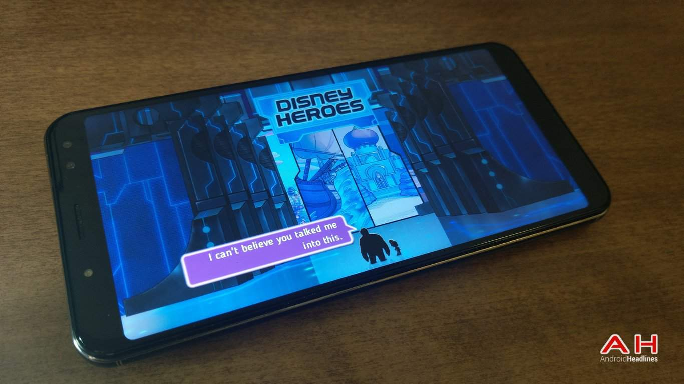 Disney heroes battle mode launches on google play store disney heroes battle mode launches on google play store androidheadlines reheart Images