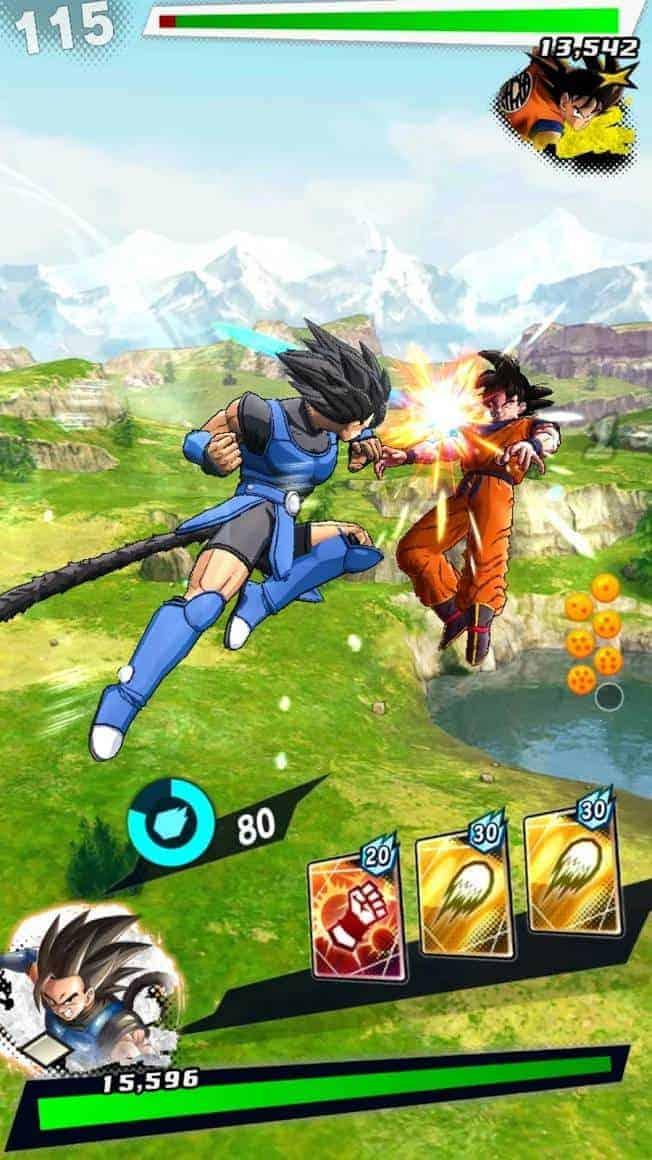 Dragon Ball Legends 1