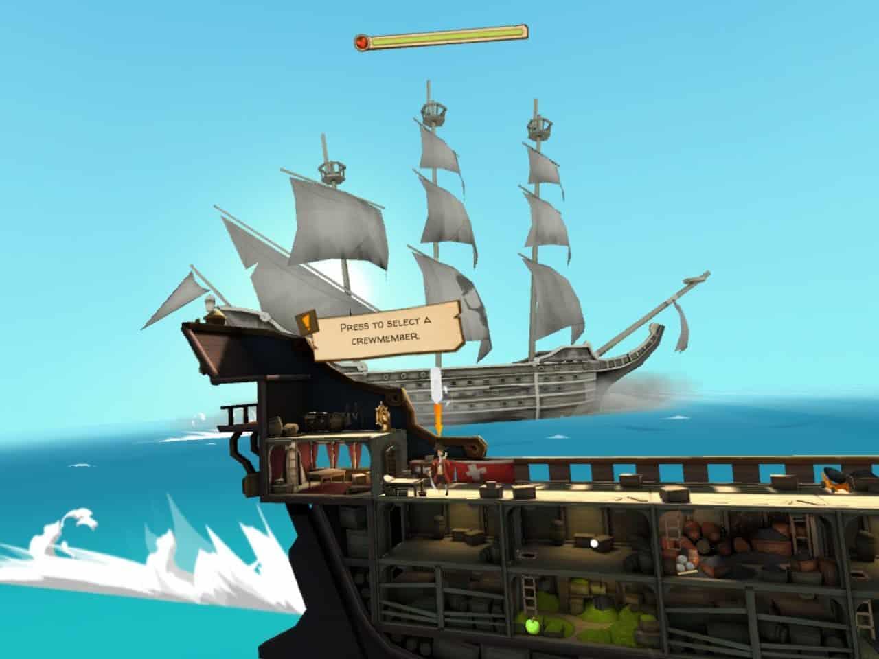 Google Daydream AH NS Screenshots games 02
