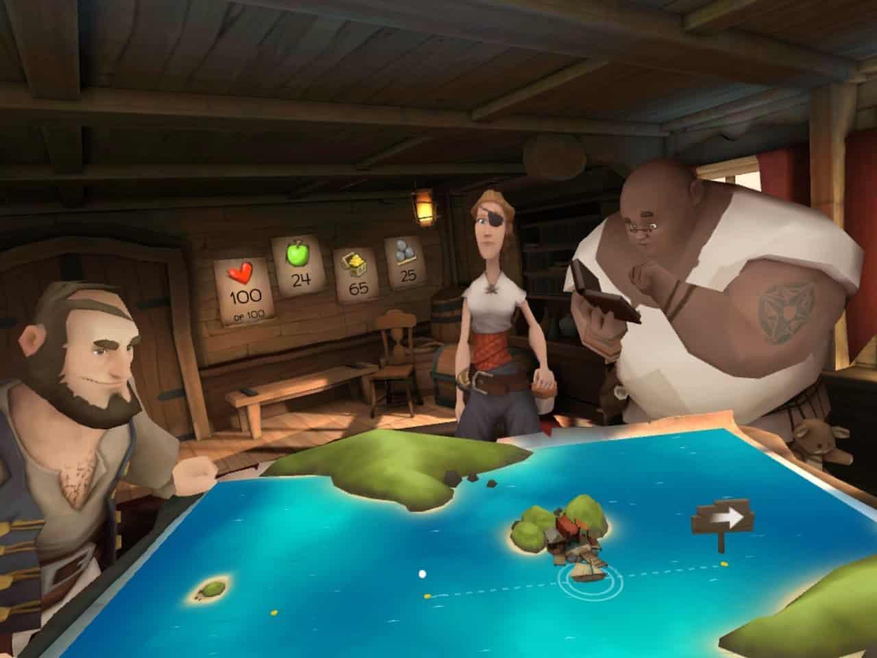 Google Daydream AH NS Screenshots games 03