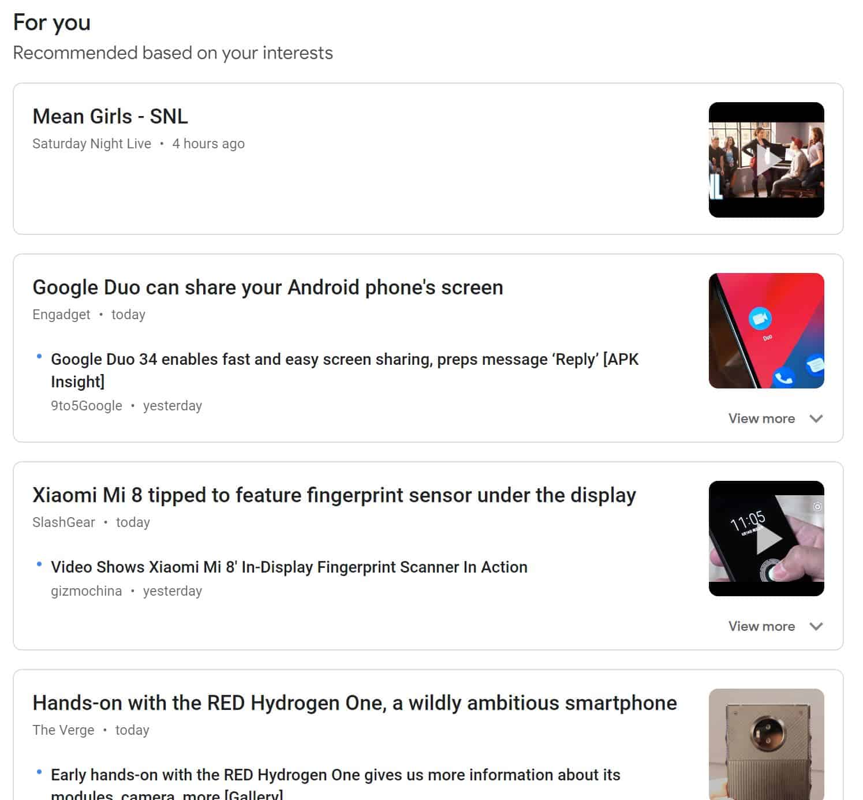 Www.Google News