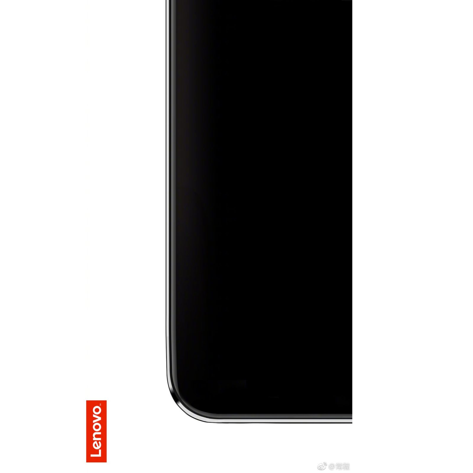 New Lenovo Z5 Teaser Image Appears Suggesting Thin Bezels
