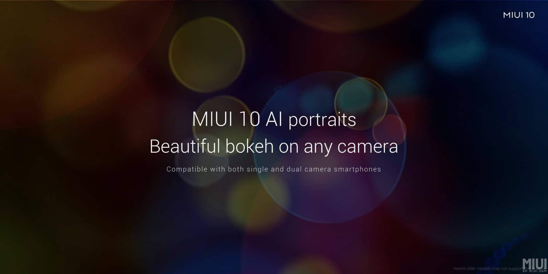 MIUI 10 announcement May 2018 5