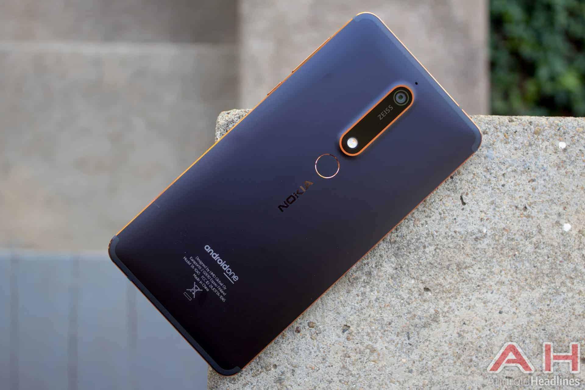 Nokia 6.1 AH NS 07