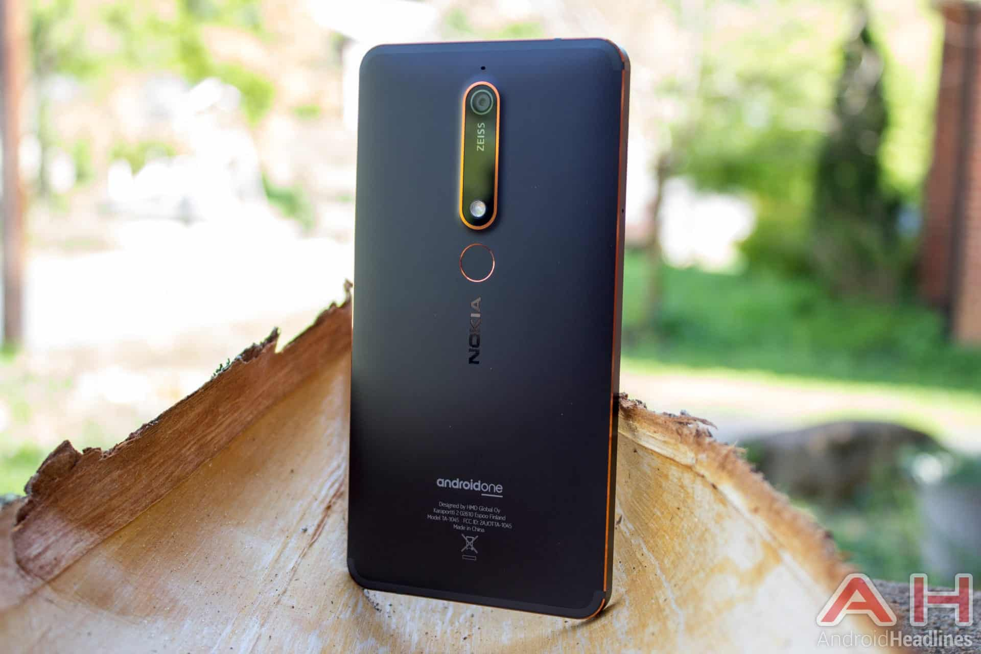 Nokia 6.1 AH NS 12