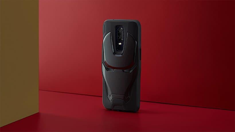 OnePlus 6 Avengers Edition China 7