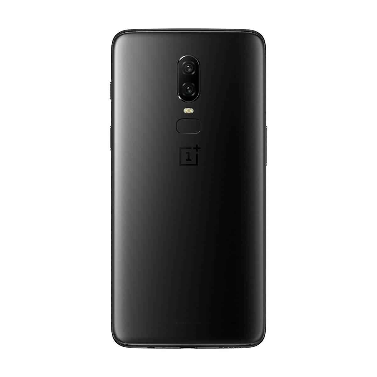 OnePlus 6 Midnight Black 4