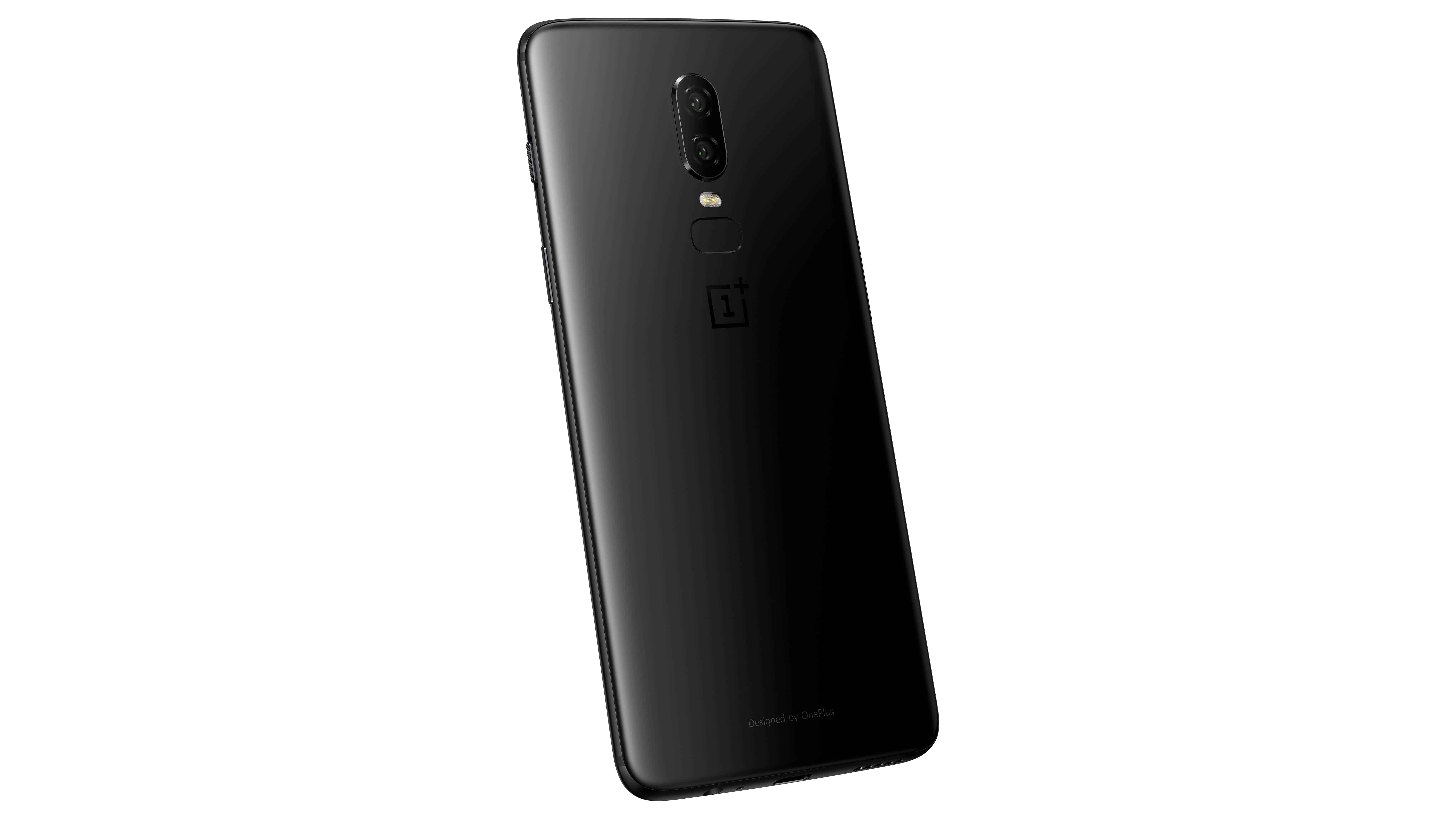 OnePlus 6 Midnight Black Official 2