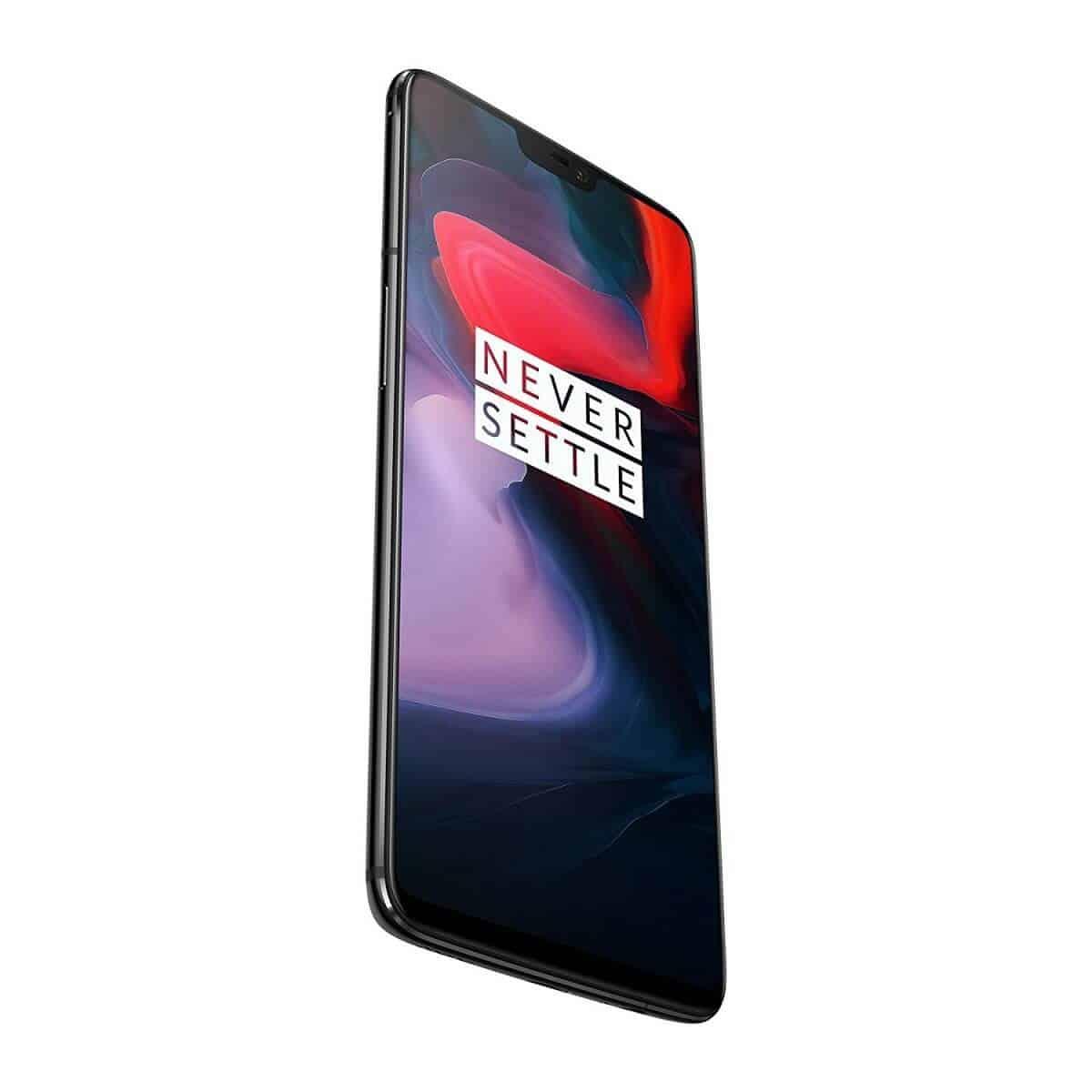 OnePlus 6 Mirror Black 5