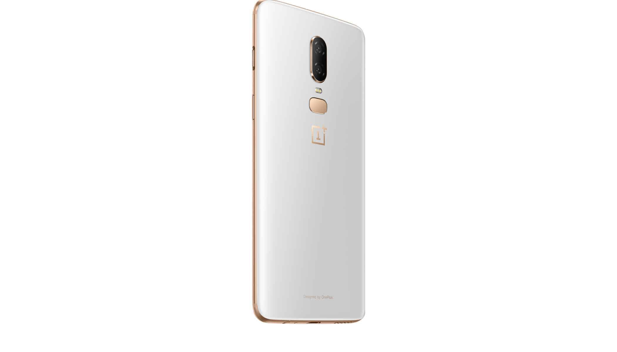 OnePlus 6 Silk White 07