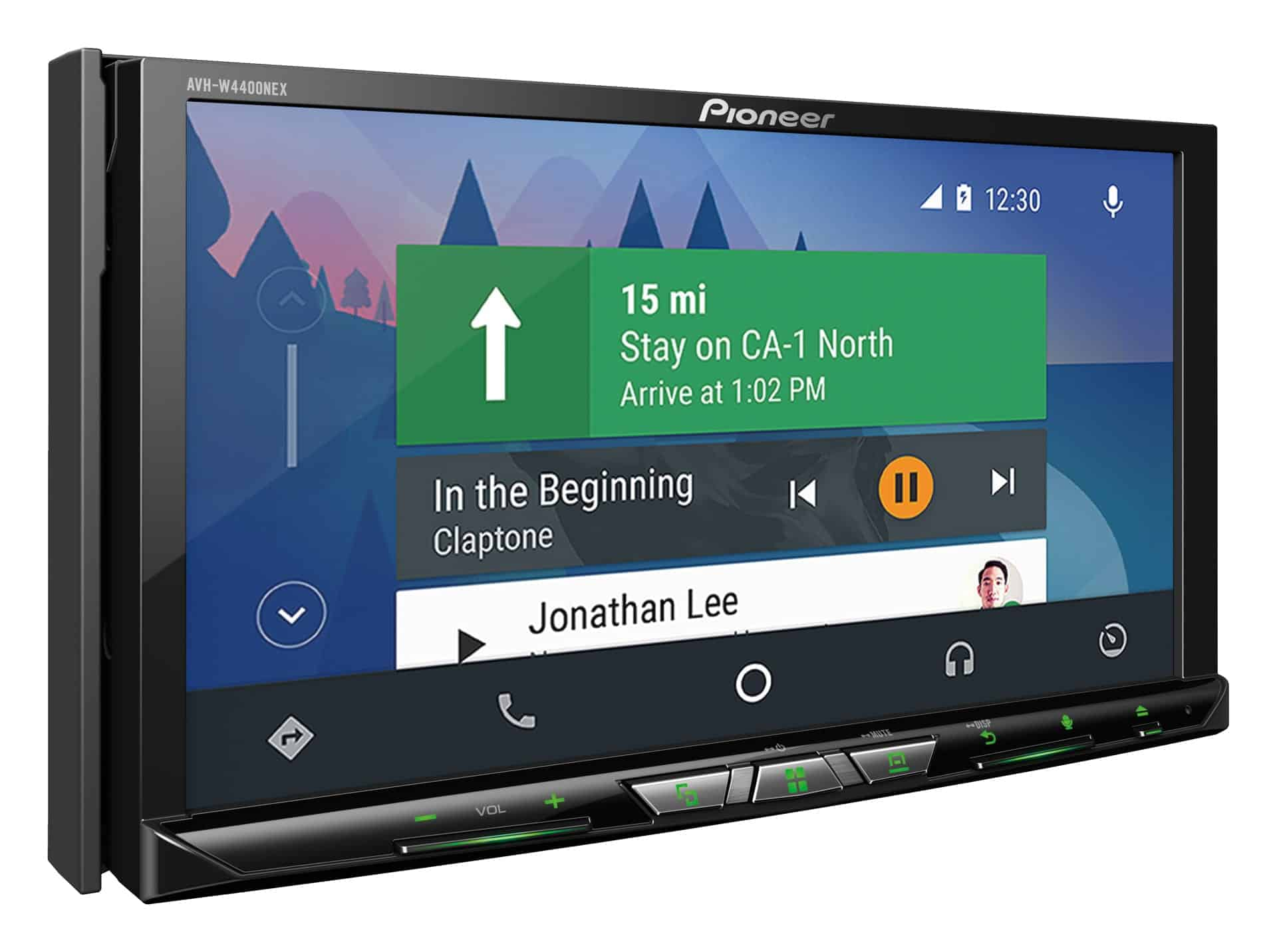pioneer 39 s wireless android auto head units are now. Black Bedroom Furniture Sets. Home Design Ideas