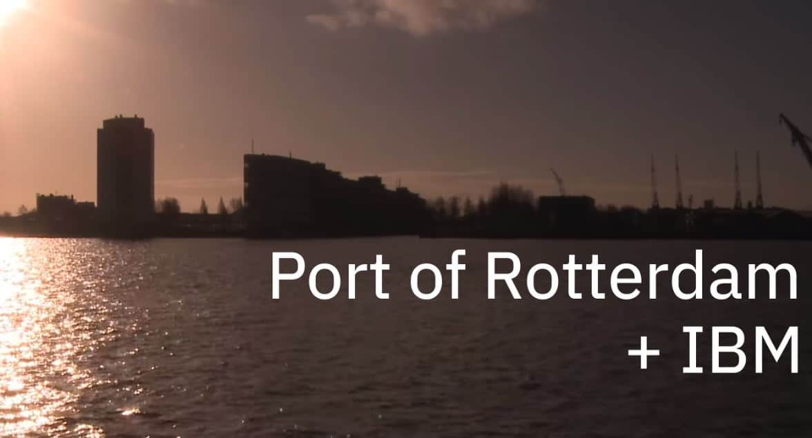 Port of Rotterdam IBM