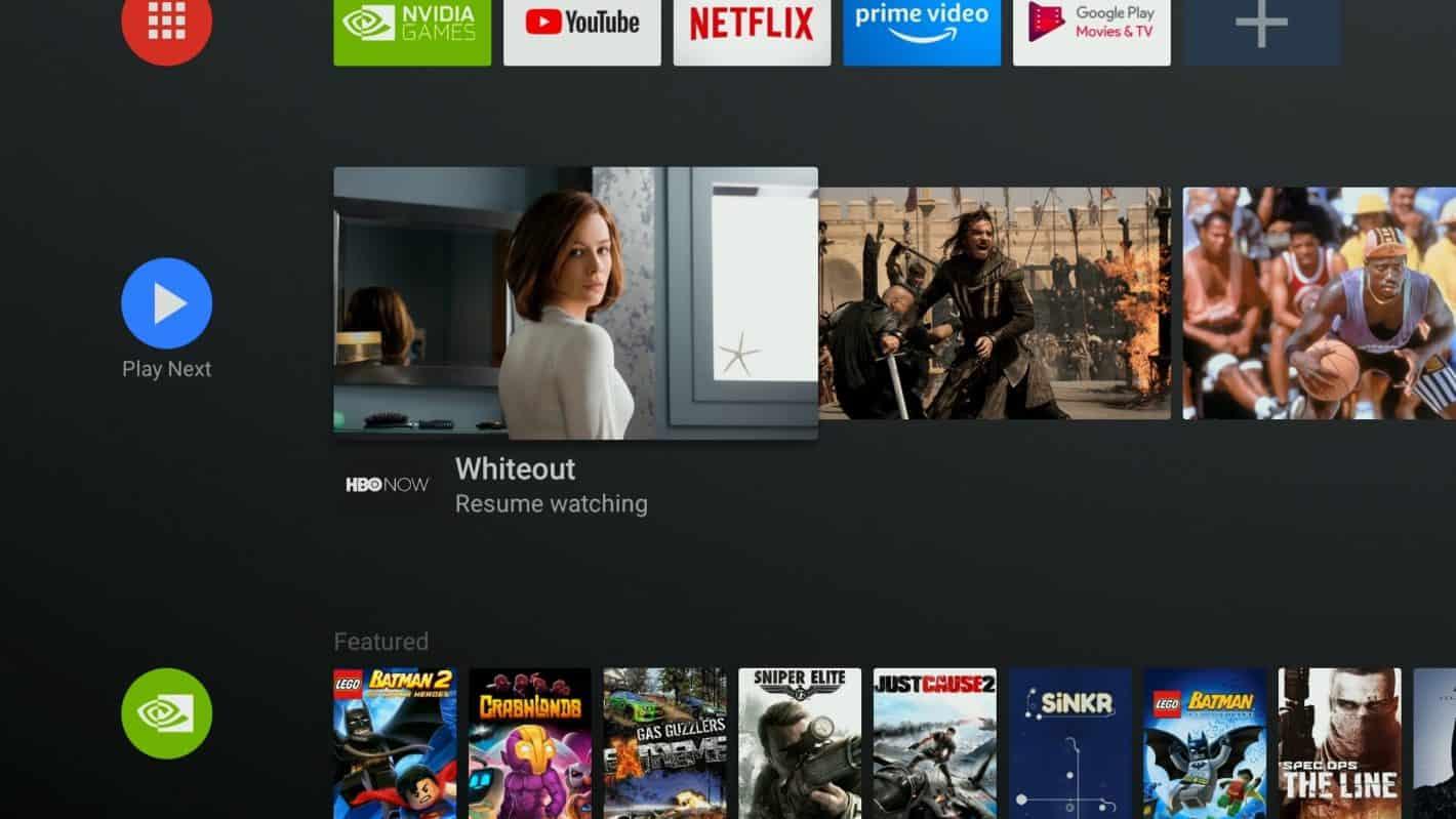 SHIELD Android TV Oreo AH 06