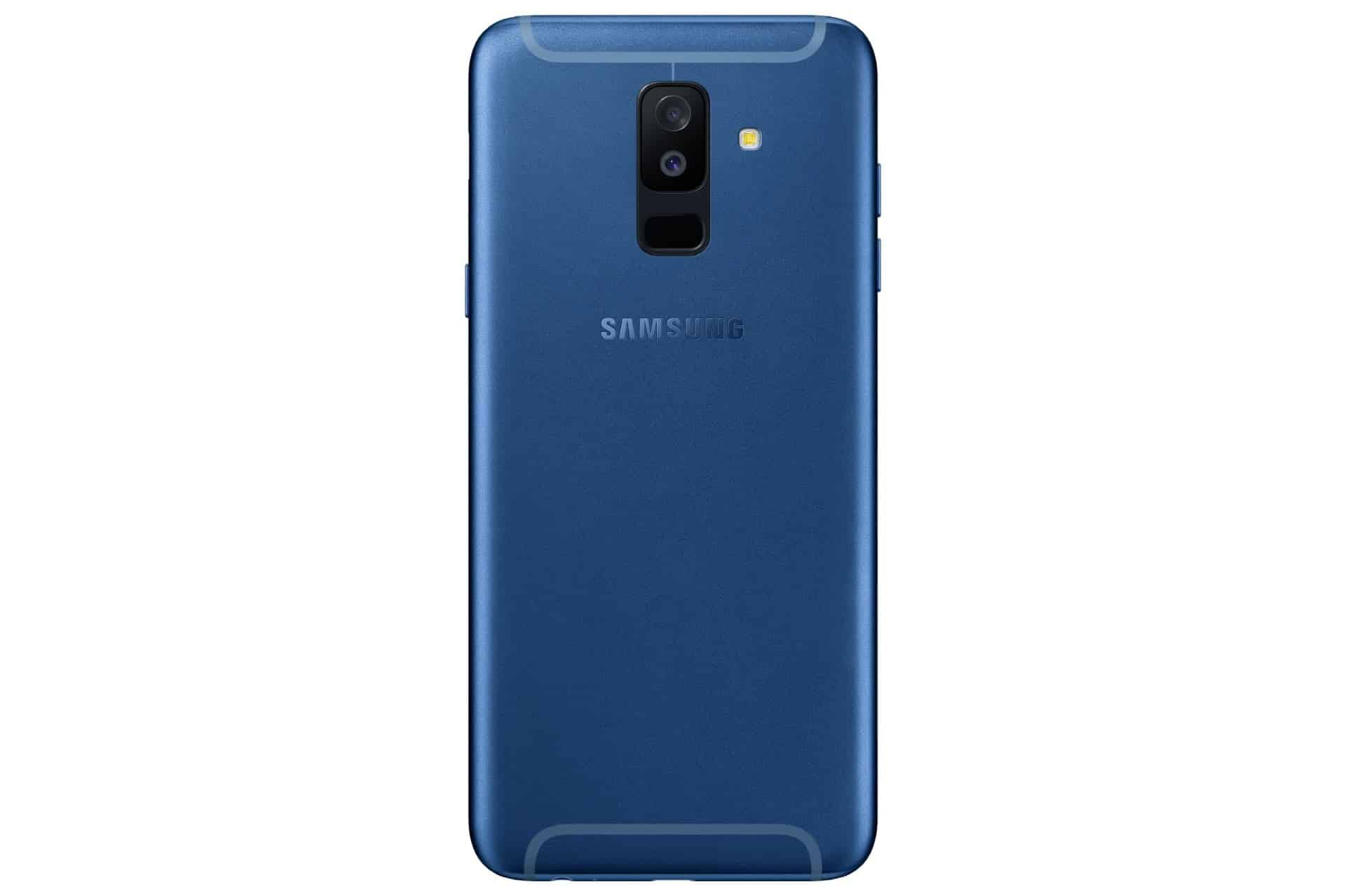 camera focused galaxy a6 a6 plus officially announced android news. Black Bedroom Furniture Sets. Home Design Ideas
