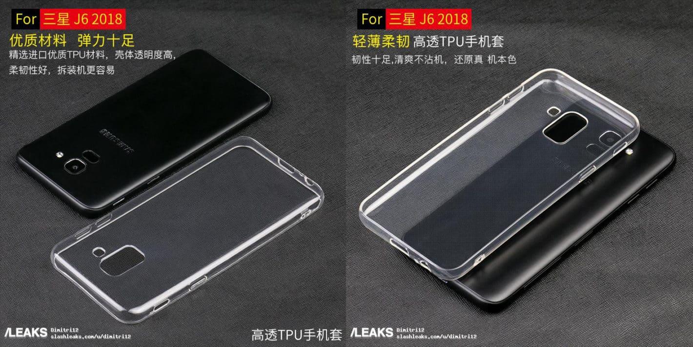 New Samsung Galaxy J6 (2018) Leak Hints At Bixby Button