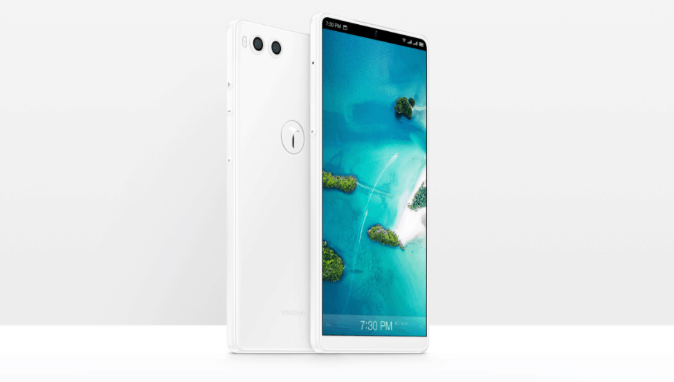 Smartisan R1 official image 2