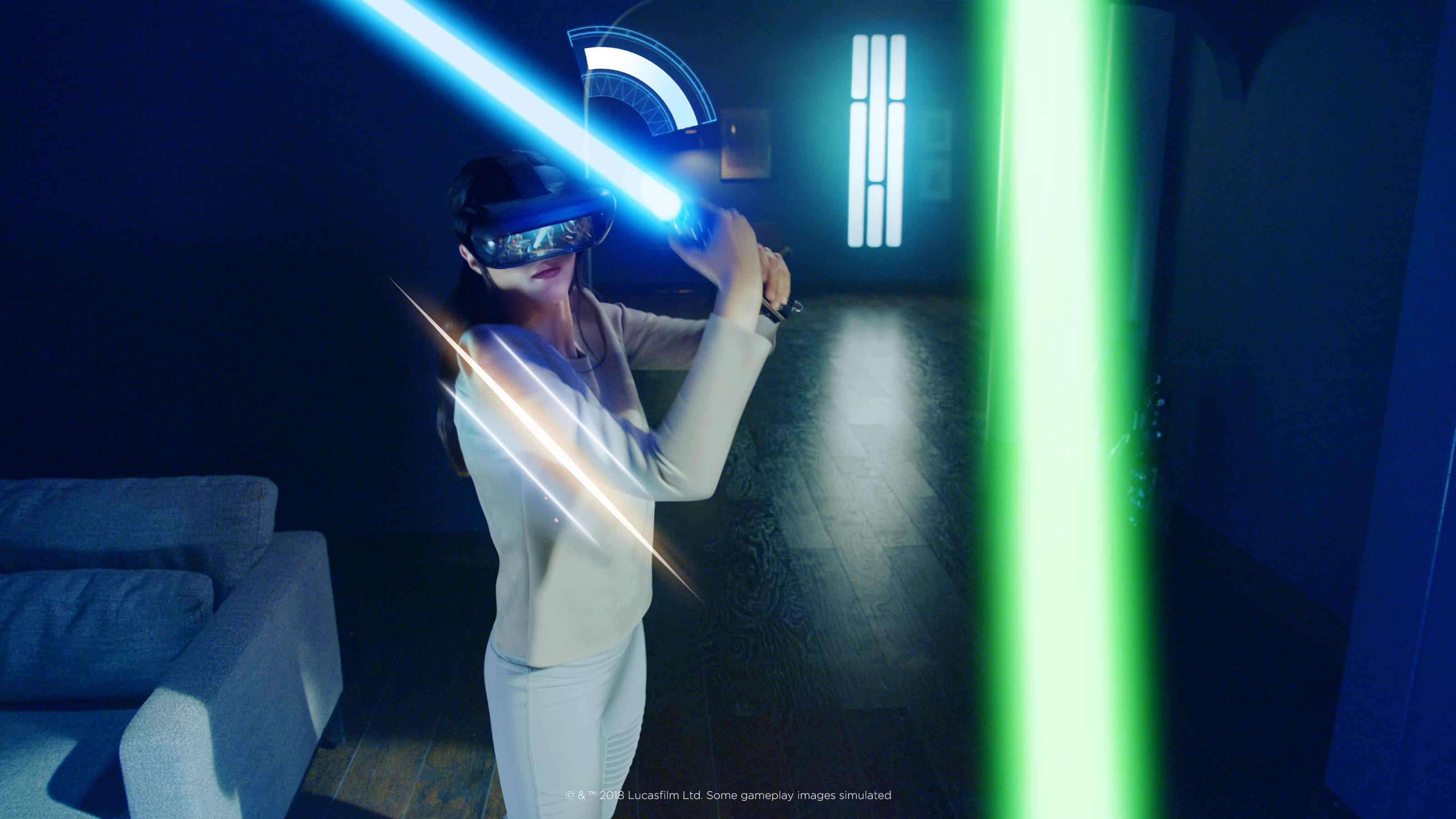 Star Wars Jedi Challenges Multiplayer Mode 3