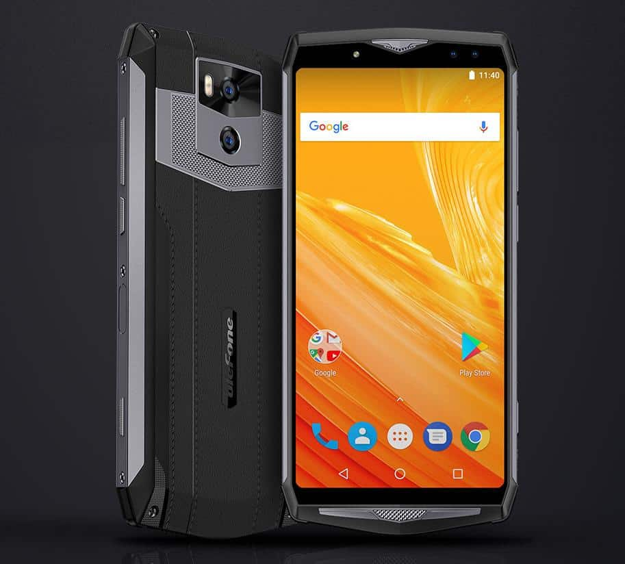 Ulefone Power 5 Pre Orders Kick Off Get It For Only 269