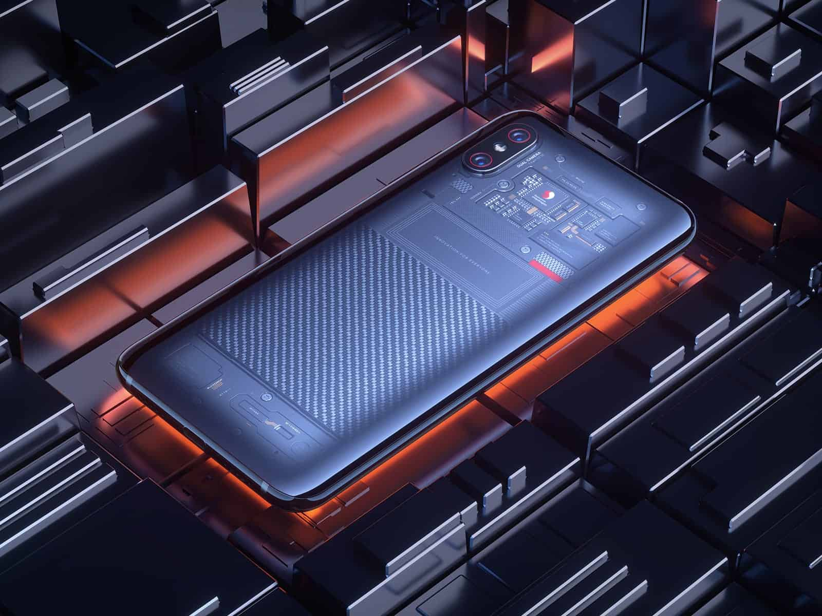 Xiaomi Mi 8 Explorer Edition official image 5