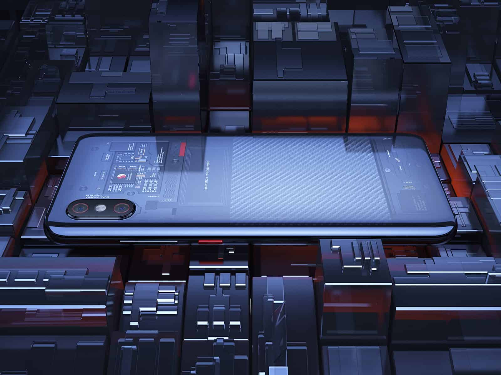Xiaomi Mi 8 Explorer Edition official image 6