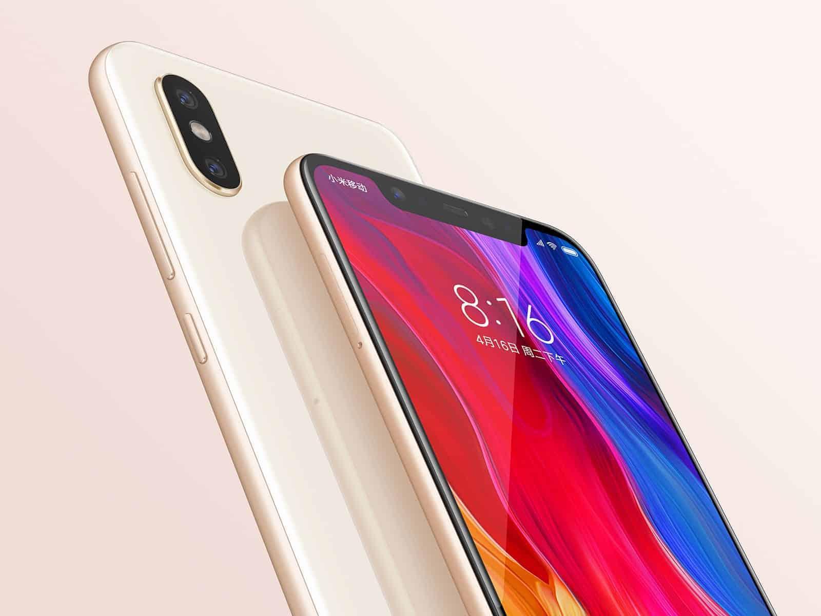 Xiaomi Mi 8 official image 52