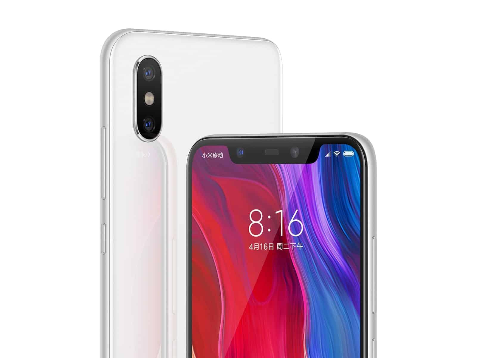Xiaomi Mi 8 official image 56