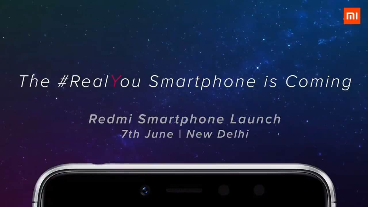 Xiaomi India Announces June 7 Event Redmi S2 Coming Android News Ram 3 Internal 32gb Rom Global