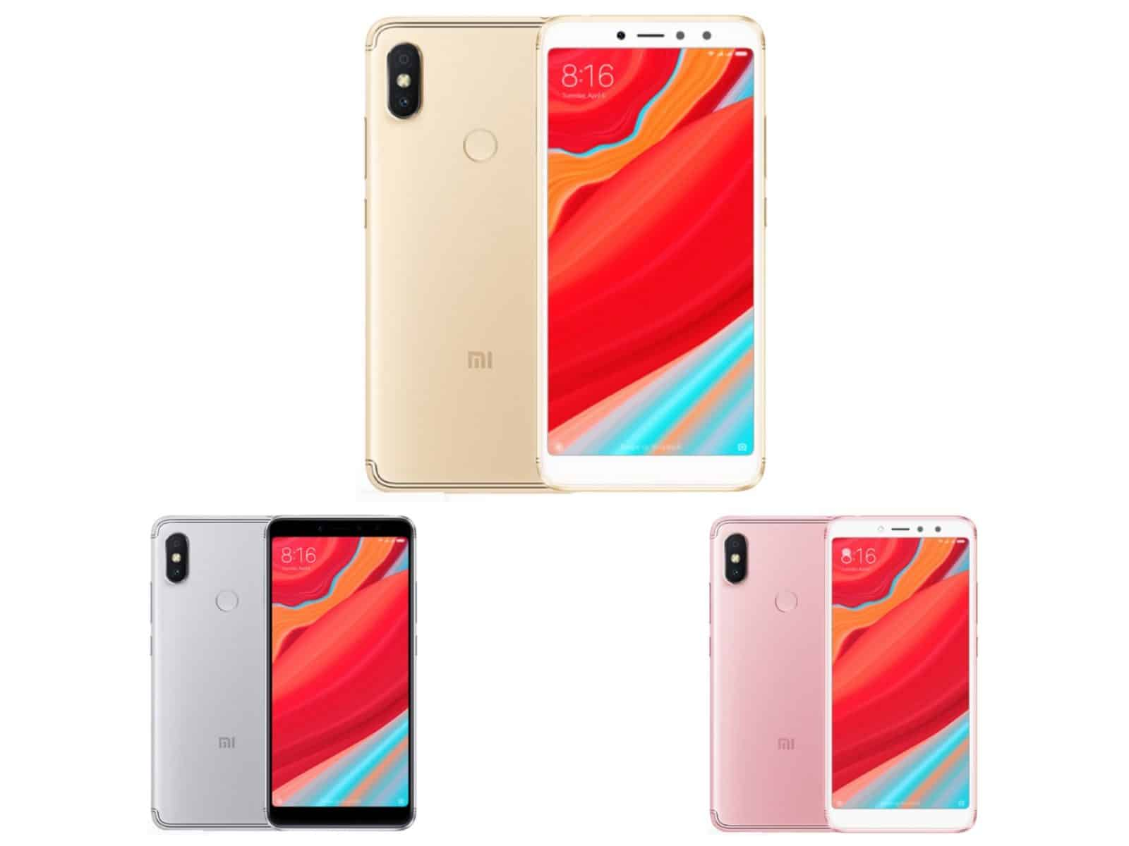 Xiaomi Redmi S2 Listed On Aliexpress Prior To Launch