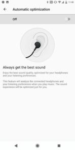 Xperia XZ2 AH NS Screenshots audio 03