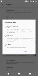 Xperia XZ2 AH NS Screenshots cover case