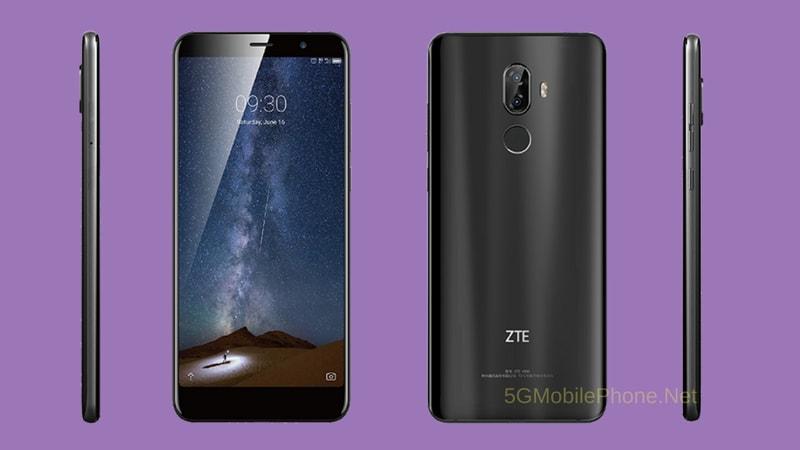 ZTE V890 Render Leak via 5GMobilePhone.Net 11