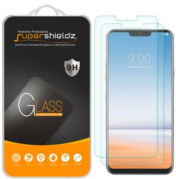 Supershieldz Tempered Glass Screen Protector