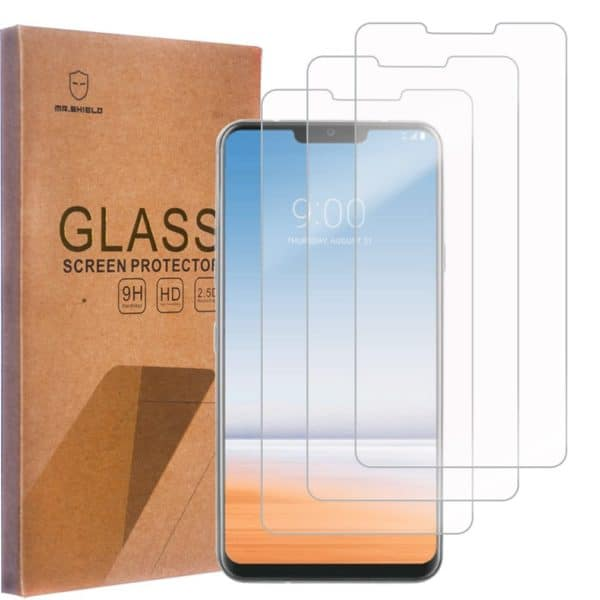 Mr Shield Tempered Glass Screen Protector