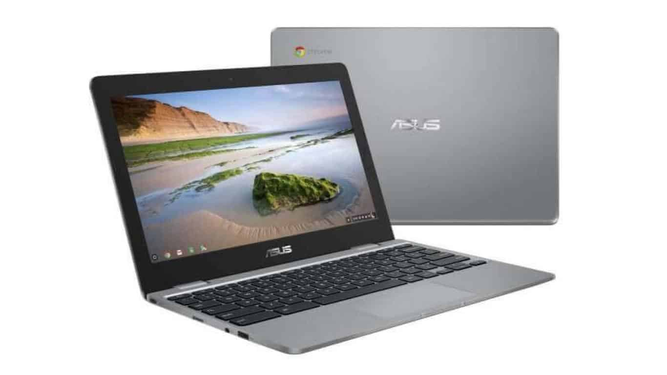 ASUS Chromebook C223NA Leaked Image from WinFuture