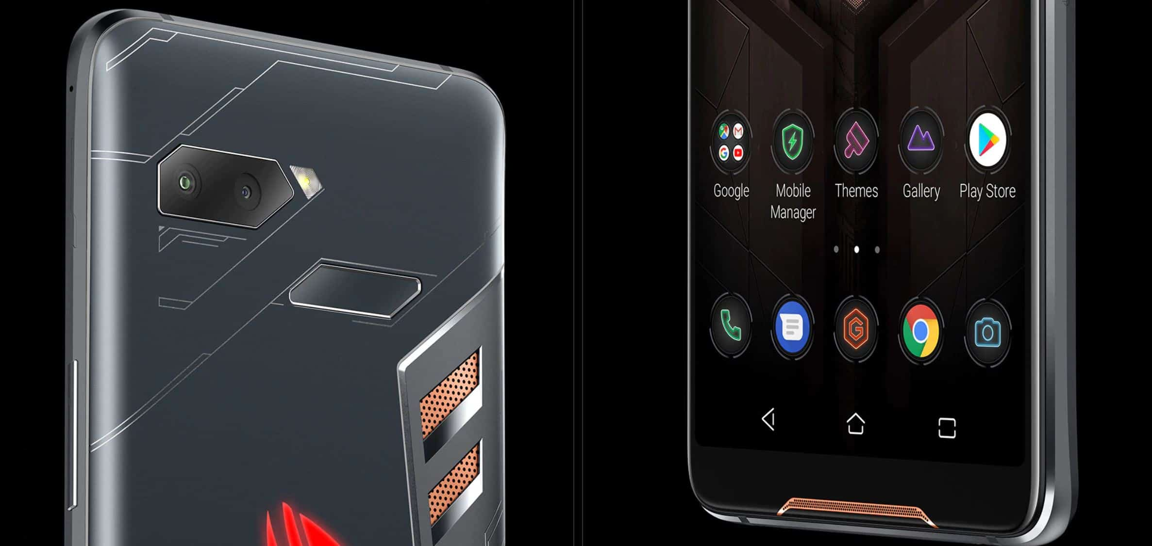 ASUS ROG Phone Press 5