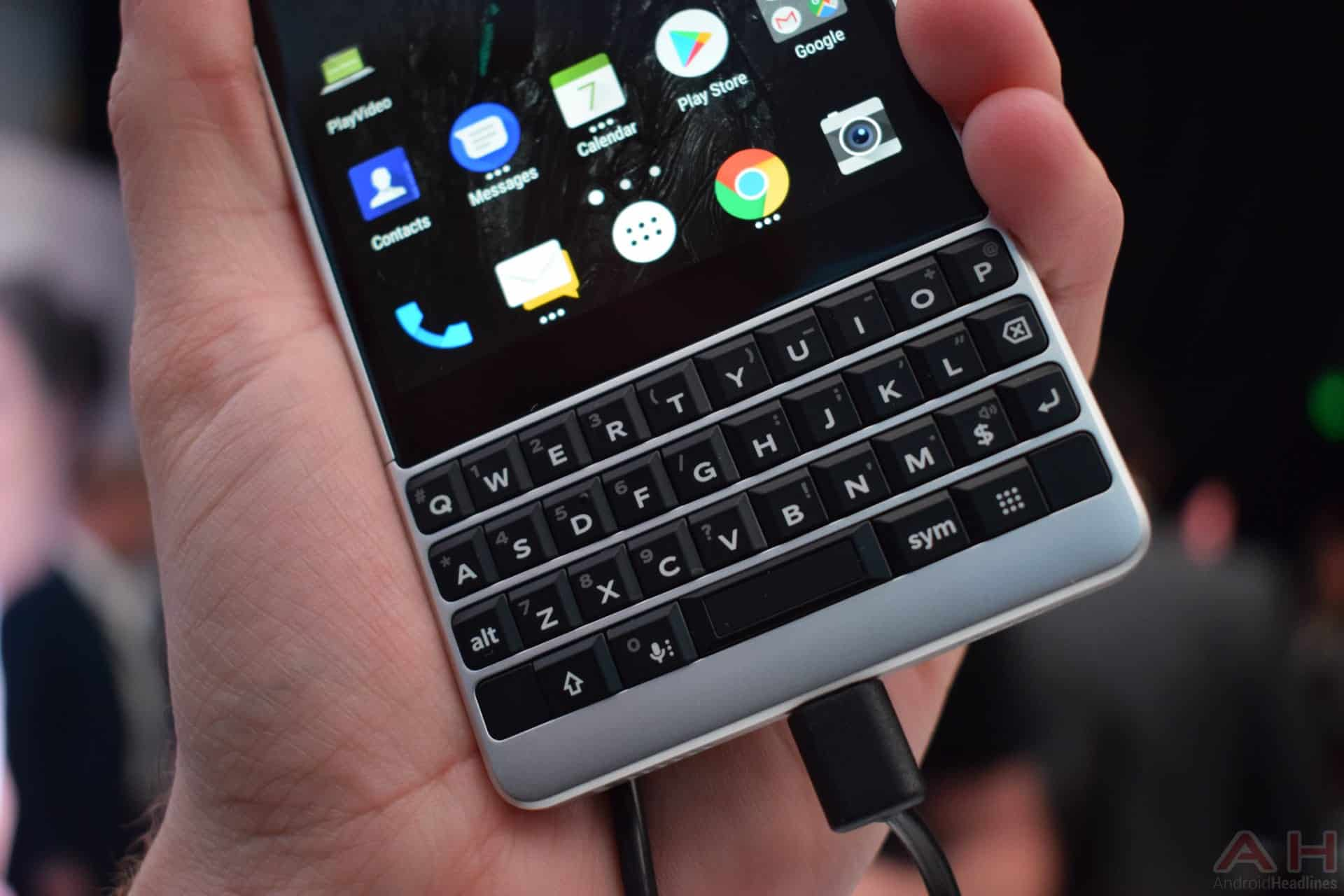 BlackBerry KEY2 AM AH 13