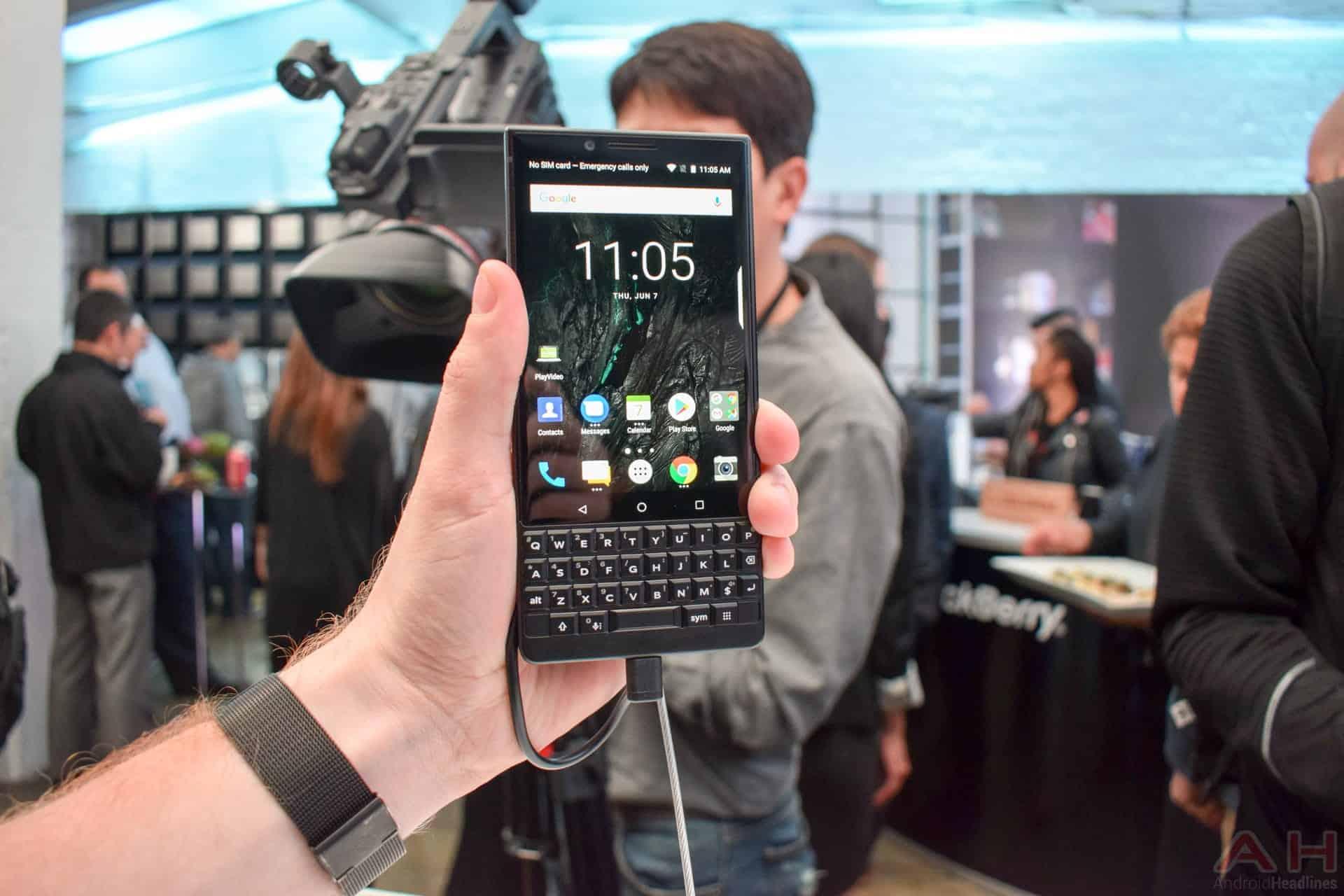 BlackBerry KEY2 AM AH 2