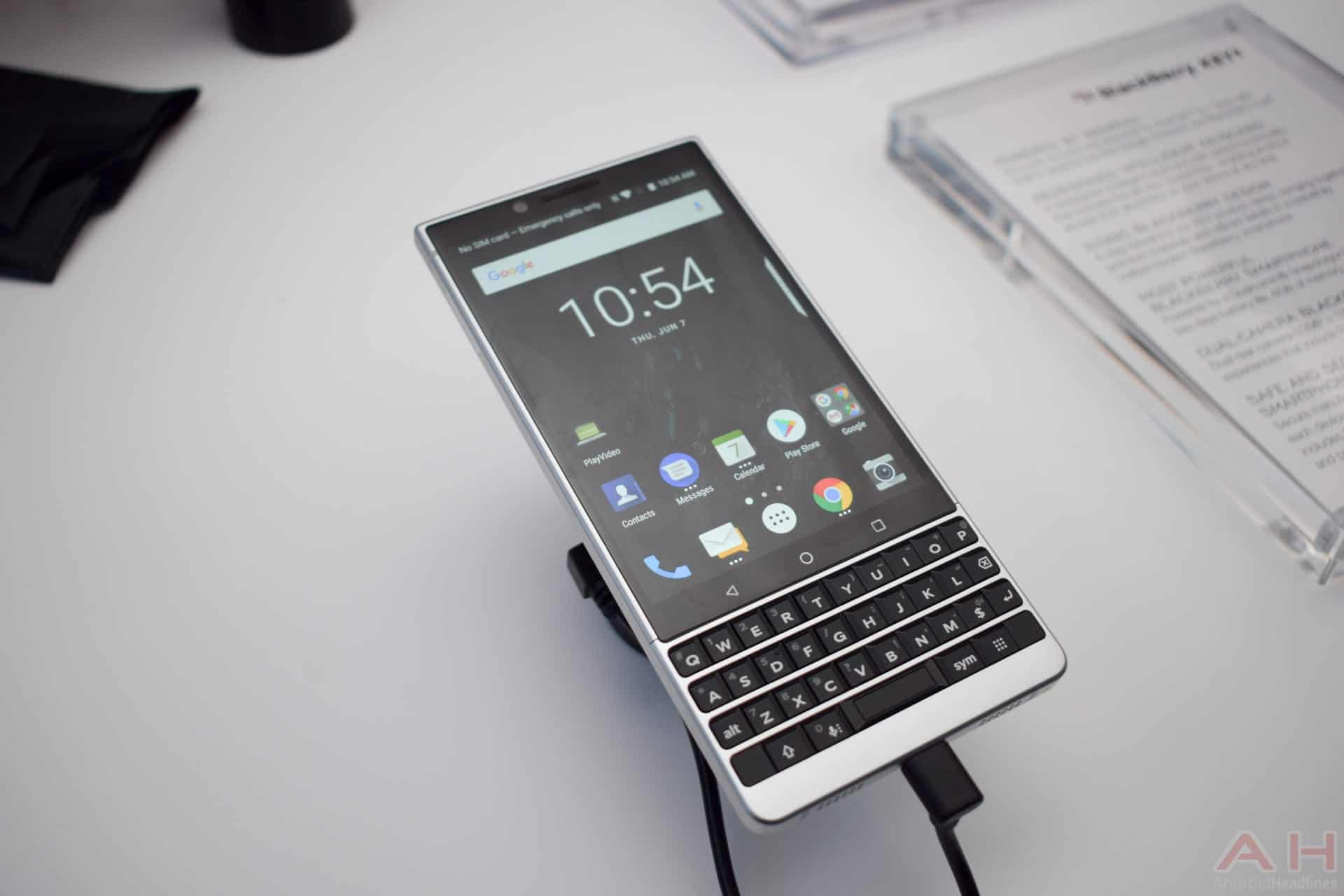 BlackBerry KEY2 AM AH 7