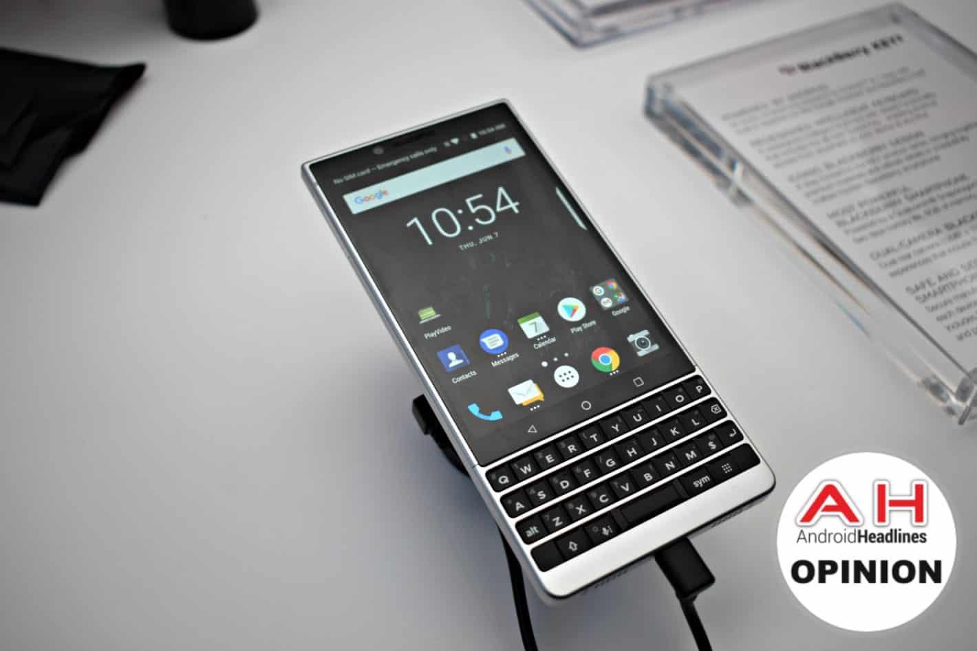 BlackBerry KEY2 Opinion AH 01