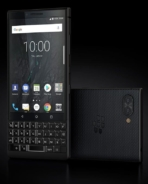 BlackBerry KEY2 in Black from Evan Blass Twitter