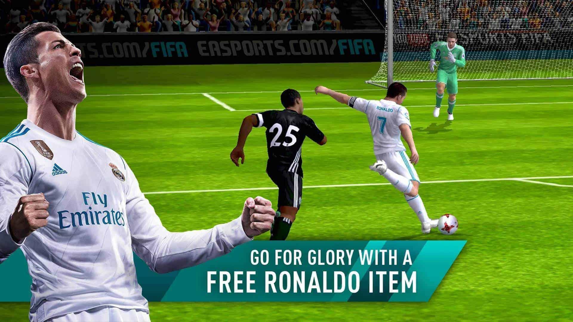 FIFA Soccer FIFA World Cup Gplay Scrnsht 04