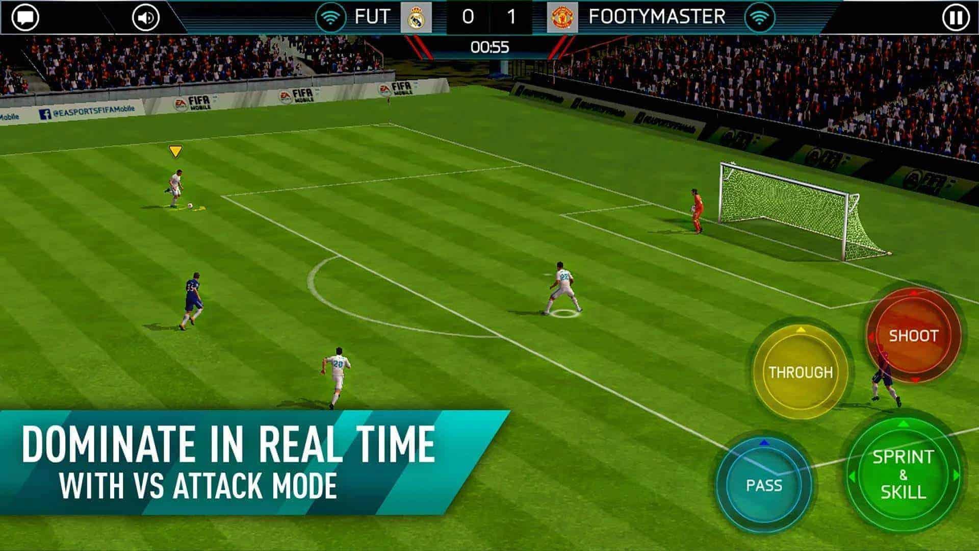 FIFA Soccer FIFA World Cup Gplay Scrnsht 05