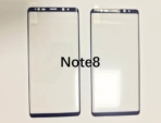 Galaxy Note 8 front panel 1