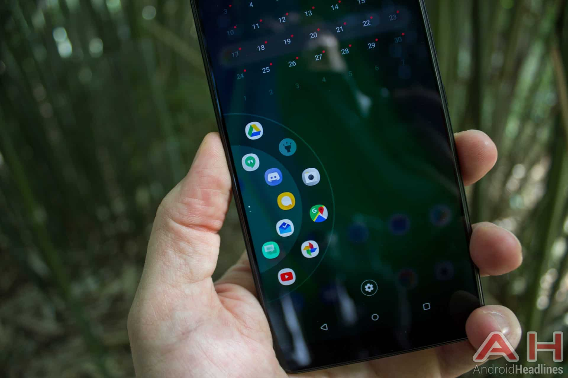 HTC U12 Plus AH NS 20 edge launcher