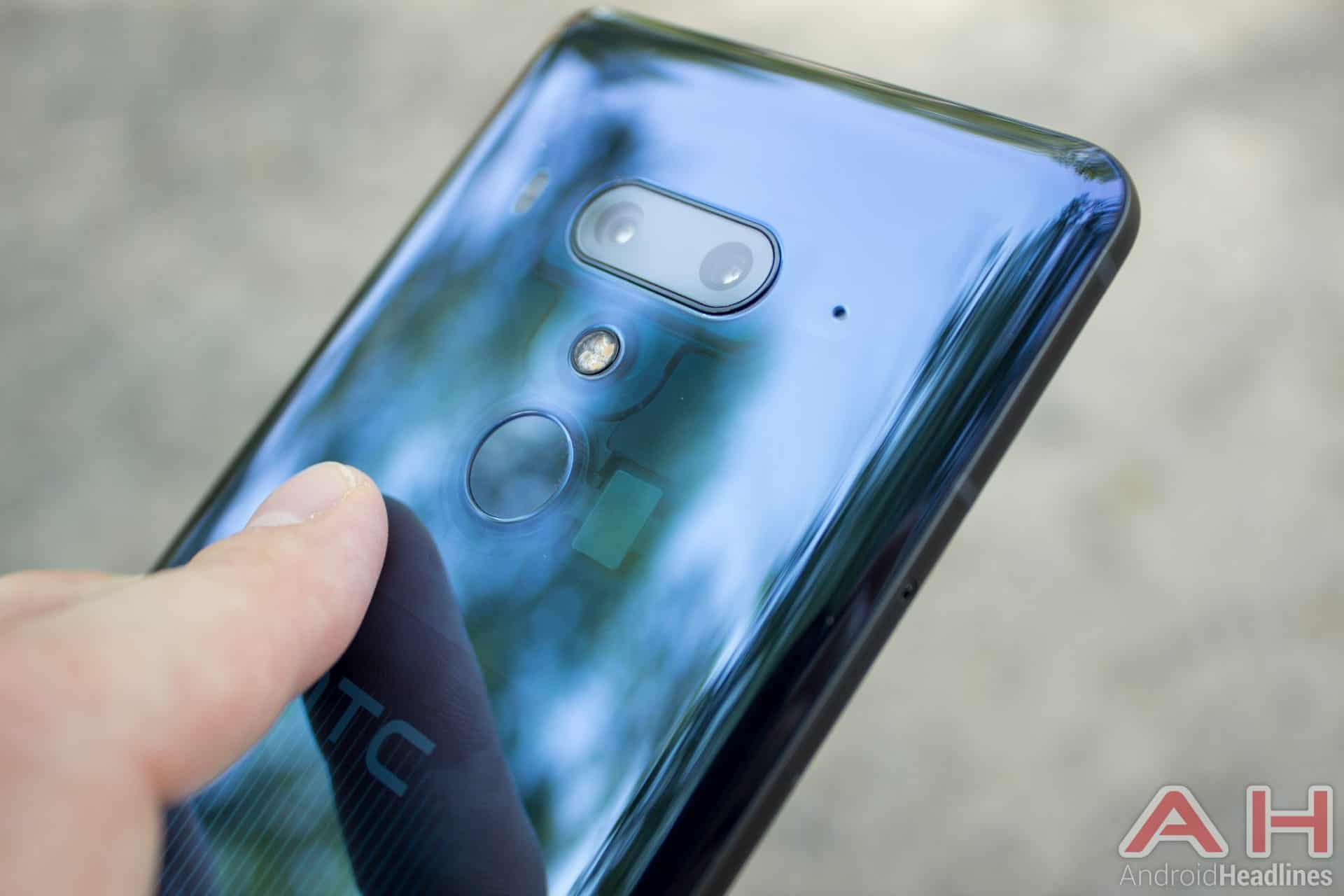 HTC U12 Plus AH NS 27 fingerprint