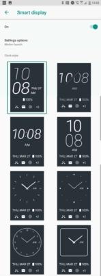 HTC U12 Plus AH NS Screenshots smart display