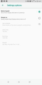 HTC U12 Plus AH NS Screenshots smart display 2