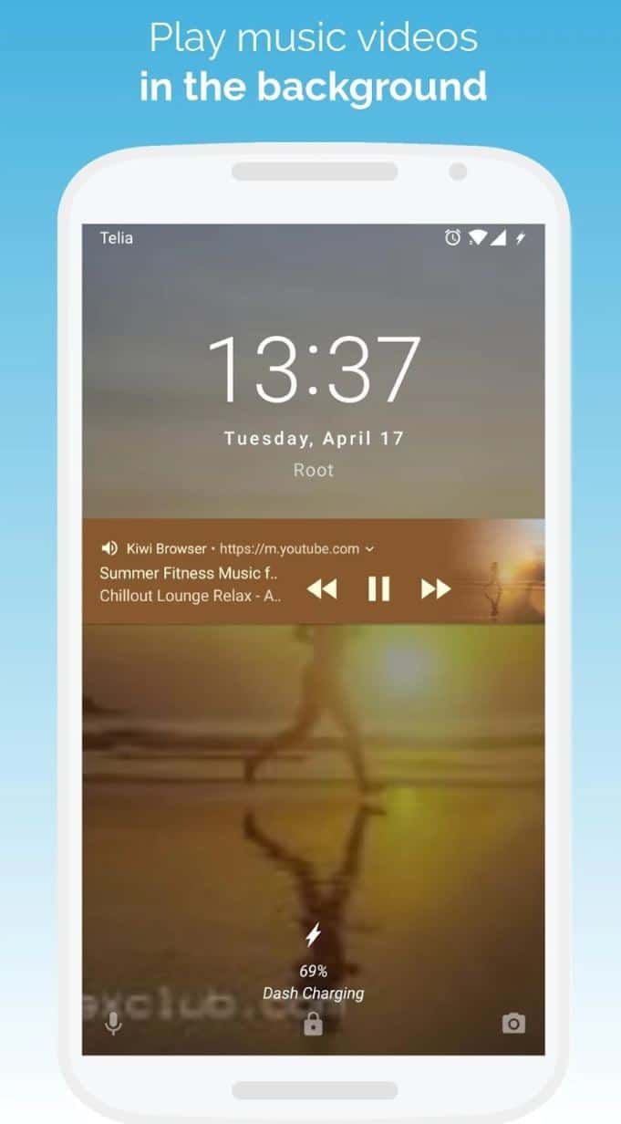 Kiwi Browser 3