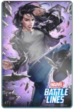 MARVEL BATTLE LINES PRCards JessicaJones