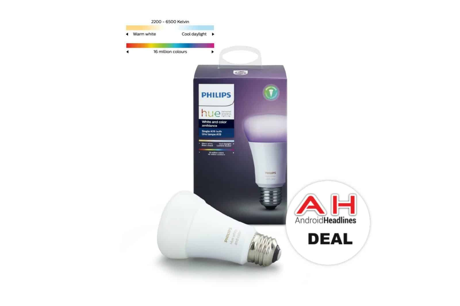 Deal philips hue light bulbs light strips more on sale july deal philips hue light bulbs light strips more on sale july 2018 aloadofball Gallery